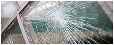 Rainham Smashed Glass